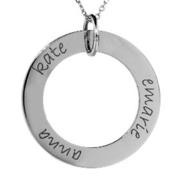 Picture for category Posh Mommy WEE Loop Pendants