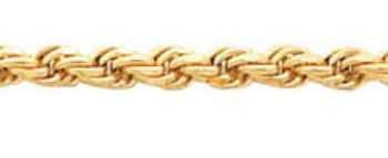 Picture for category 14K Gold Rope Chains