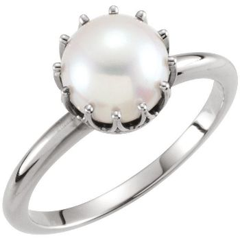 Picture for category Pearl Rings